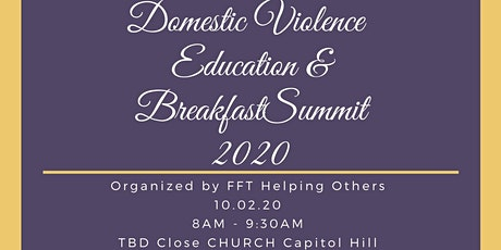 Domestic Violence Rally Education & Summit tickets