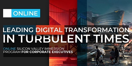 LEADING DIGITAL TRANSFORMATION IN TURBULENT TIMES | ONLINE PROGRAM | July, 2020 tickets