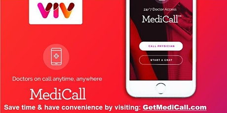 COVID-19 Virus Minimization w/ Telemedicine/Telehealth Svc, GetMediCall.com tickets