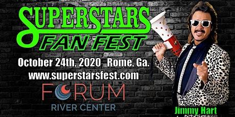 Meet & Greet with Jimmy Hart at Superstars Fan fest! tickets