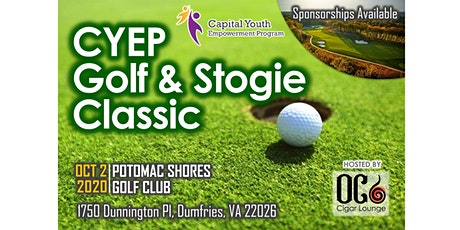 2nd Annual CYEP Golf & Stogie Classic tickets