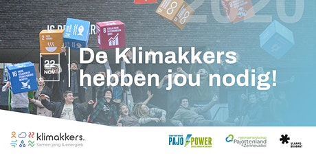 Klimakkers Bootcamp & Netwerkevent 2020 tickets