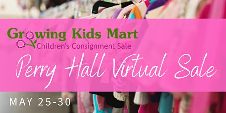 Pop-Up Kids Consignment Sale - Spring 2020 Perry Hall tickets