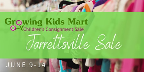 Pop-Up Kids Consignment Sale - Spring 2020 Jarrettsville tickets