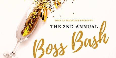 The Boss Bash tickets