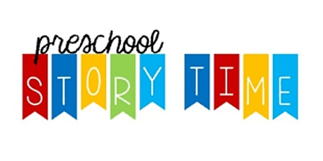 Preschool Summer Story Time 2020 tickets