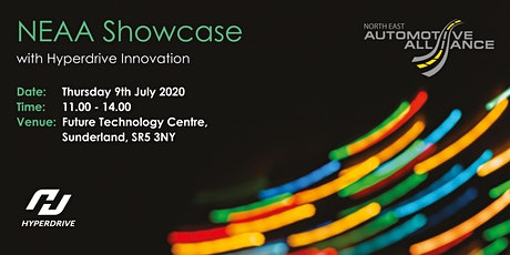 NEAA Showcase at Hyperdrive Innovation tickets