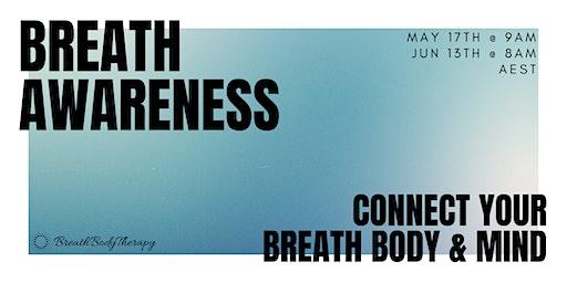 Breath Awareness Workshop