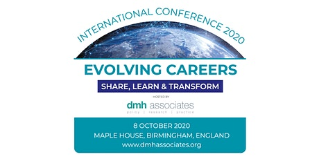 International Conference 2020: Evolving Careers - Share, Learn & Transform tickets