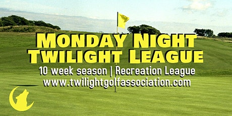 Monday Twilight League at Heritage Golf Links tickets