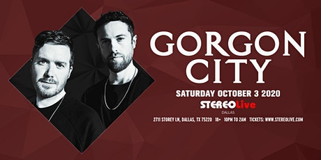 Underground Theatre Presents: Gorgon City - Stereo Live Dallas tickets