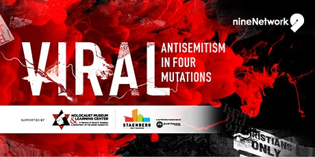 Viral: Antisemitism in Four Mutations Screening & Discussion tickets