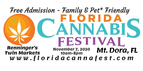 Florida Cannabis Festival tickets