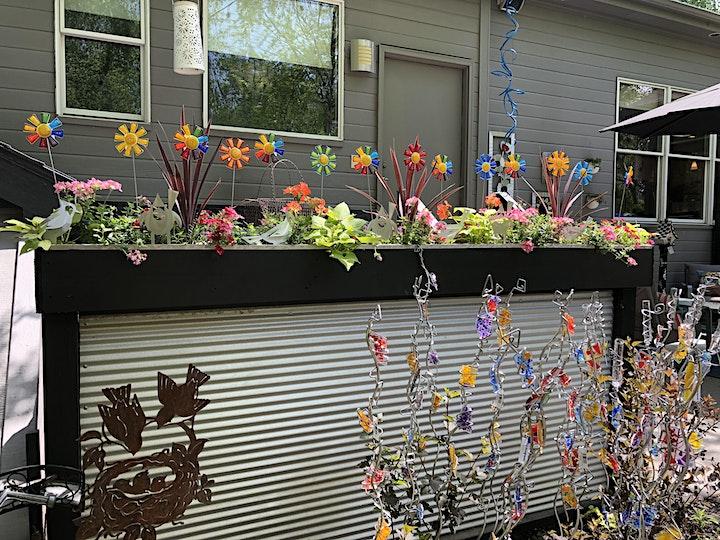 2021 Garden Art Party image