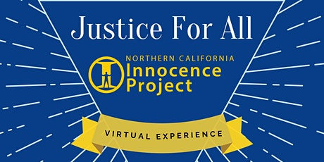 NCIP Justice For All Virtual Experience tickets