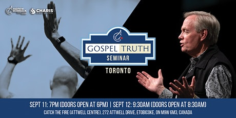 Toronto Gospel Truth Seminar 2020 tickets