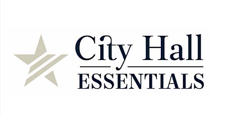 Municipal Fundamentals Seminar--December 4, 2020 tickets