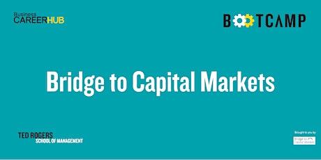 [VIRTUAL] Bridge to Capital Markets tickets