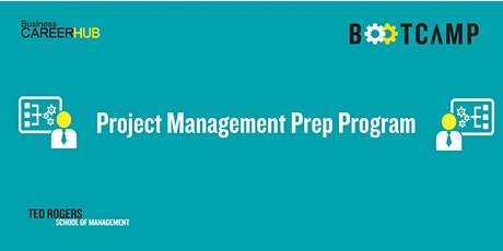 Project Management Prep Program: Day 1 tickets