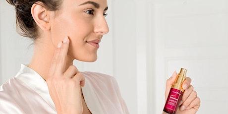 Let´ s talk about ... mit Sabine Ziegler - Round 2: First Skin than Make-up Tickets