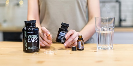 Essential  Oils and Digestive Health tickets