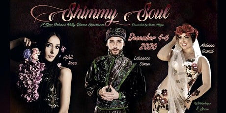 Shimmy Soul: A New Orleans Belly Dance Experience 2020 tickets
