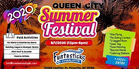 2020 Queen City Summer Festival tickets