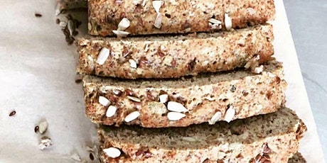 Pan Gluten Free curso online en Español tickets