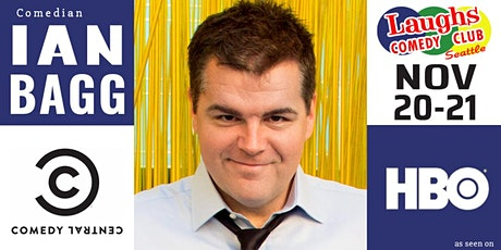 Comedian Ian Bagg from Last Comic Standing, HBO and Comedy Central! tickets