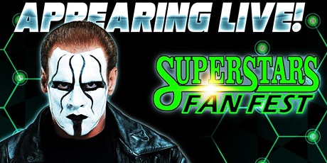 The Icon STING at Superstars Fan Fest tickets
