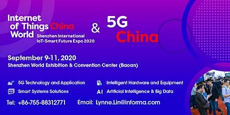 IoT-Smart Future tickets