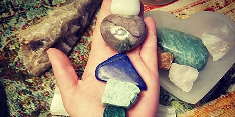 Crystals for the Chakras tickets