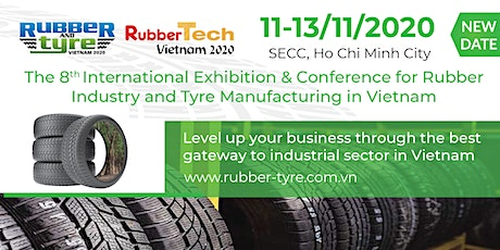 Rubber & Tyre Vietnam 2020 tickets