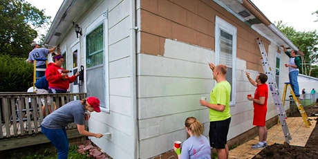 Paint-a-thon with Project Home tickets