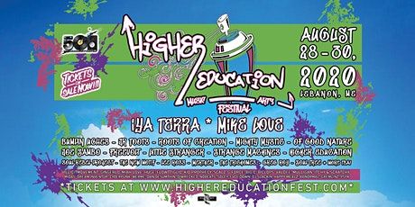 Higher Education Music and Arts Festival tickets