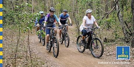 Girls and guys beginner mountain bike skills tickets