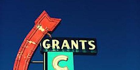 5 Rules of Grant Club: The basics of grantseeking tickets