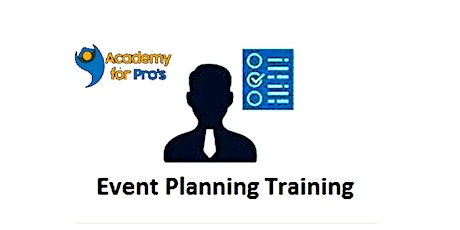Event Planning 1 Day Virtual Live Training in Detroit, MI tickets