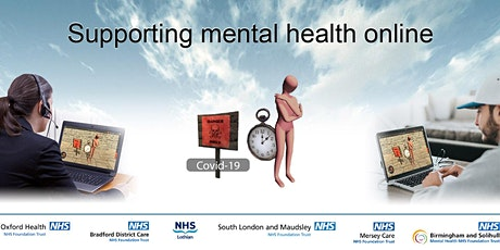Supporting mental health online during COVID-19 tickets