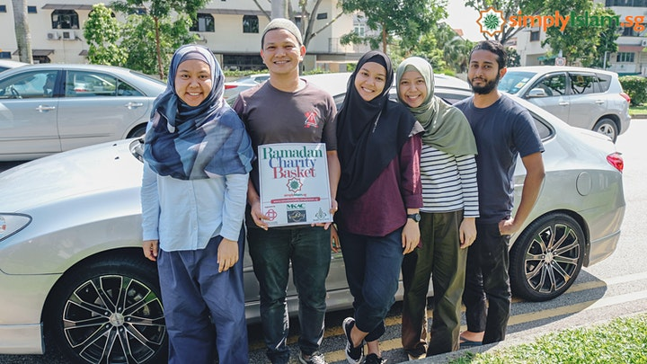 13th Ramadan Charity Basket image
