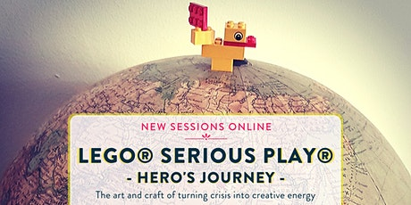 LEGO® SERIOUS PLAY® HERO'S JOURNEY (PART 1: THE CALL & THE THRESHOLD) tickets