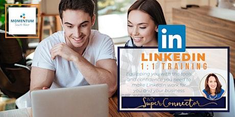 1:1 LinkedIn Training tickets