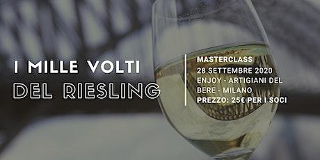 I mille volti del Riesling | Masterclass Degustibuss biglietti