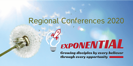 Exponential - Regional Day Conference 2020, North West tickets
