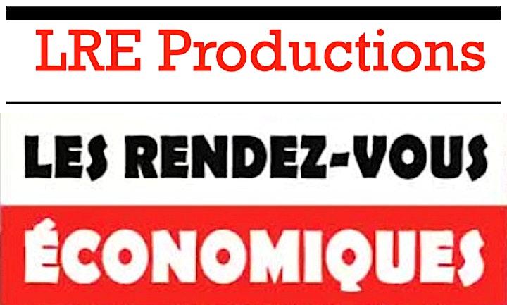Image pour En ligne - Reprise des Rendez-Vous Economiques - LRE Productions