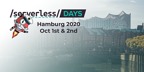 ServerlessDays Hamburg 2020 tickets