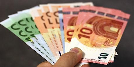Online- Wochenende: Wie du Geld, Reichtum & Fülle in dein Leben ziehst Tickets