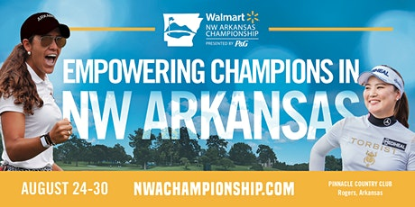Walmart NW Arkansas Championship presented by P&G tickets