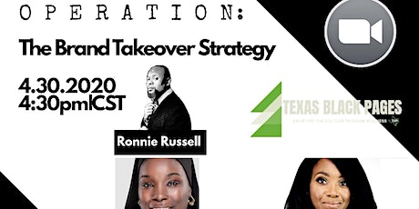 O P E R A T I O N: The Brand Takeover Strategy tickets