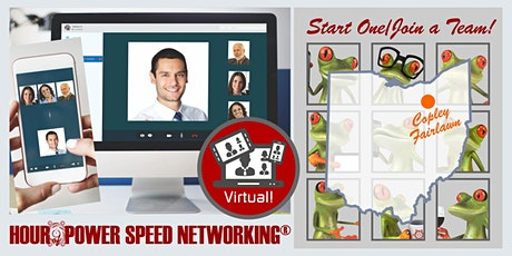 HOP Northeast Ohio Virtual AM Virtual Speed Networking *Open to all! tickets
